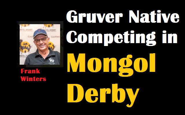 Gruver Native Competing in Mongol Derby - Part 4 | News Talk